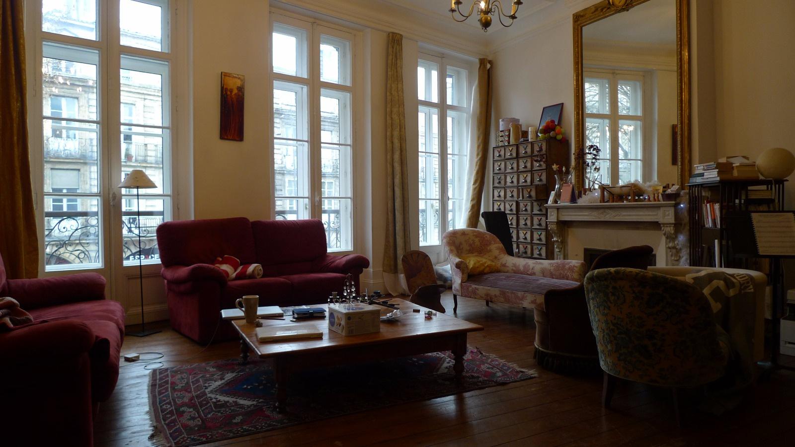 Vente appartement 6 pi ces 173 m saint michel for Appartement bordeaux quartier saint michel