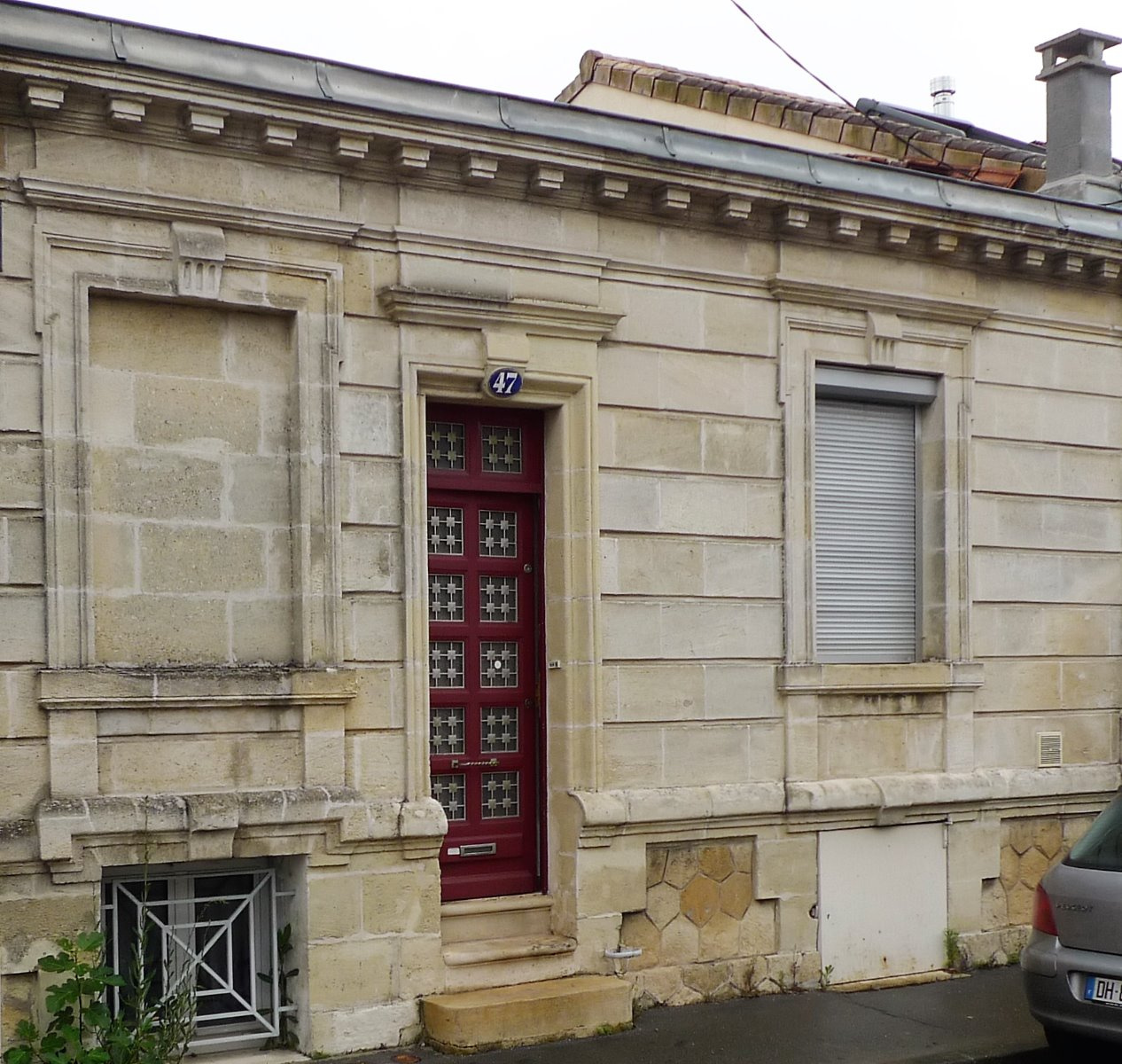 Vente appartements maisons et villas bordeaux saint for Appartement bordeaux fondaudege